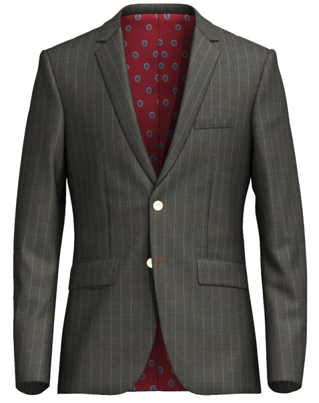 free custom made suits remake option